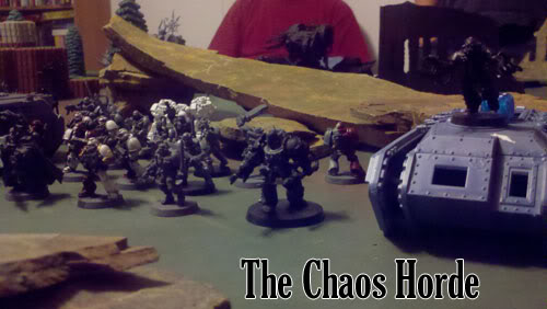 June 25th, 3vs3 game. 1500 pts for each Army!!! Horde