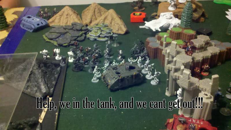 June 25th, 3vs3 game. 1500 pts for each Army!!! Stuck