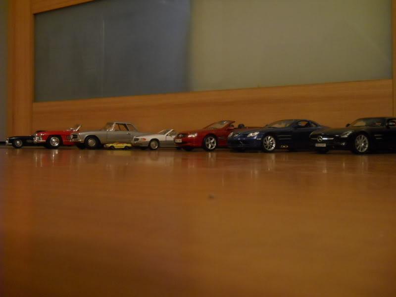 Coleccion Mercedes SL completada!! DSCN2943