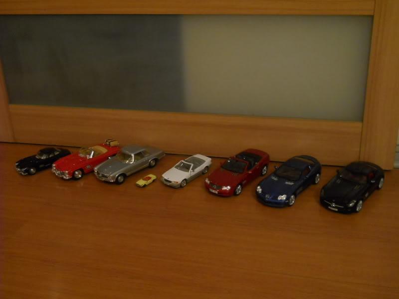 Coleccion Mercedes SL completada!! DSCN2945