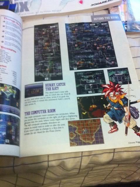Gamestop Preorder bonus Chrono-1