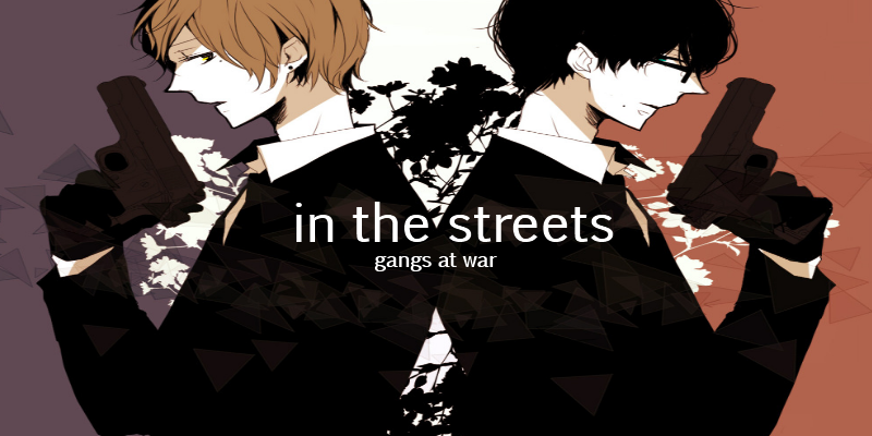 In The Streets-Gang Wars