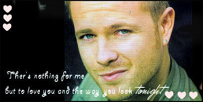 EXCLUSIVO - la angustia de fútbol de Nicky Byrne NickyTheWayYouLookTonight