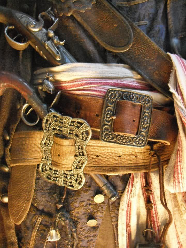 Jack Sparrow Costume on display in UK 315011_10150276487543325_628638324_7909602_8096559_n