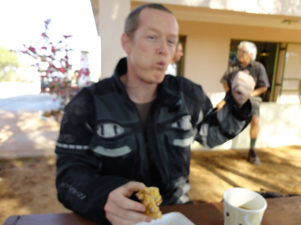 Namibia - Swakopmund to Solitaire and back via Walvis Bay Morepie