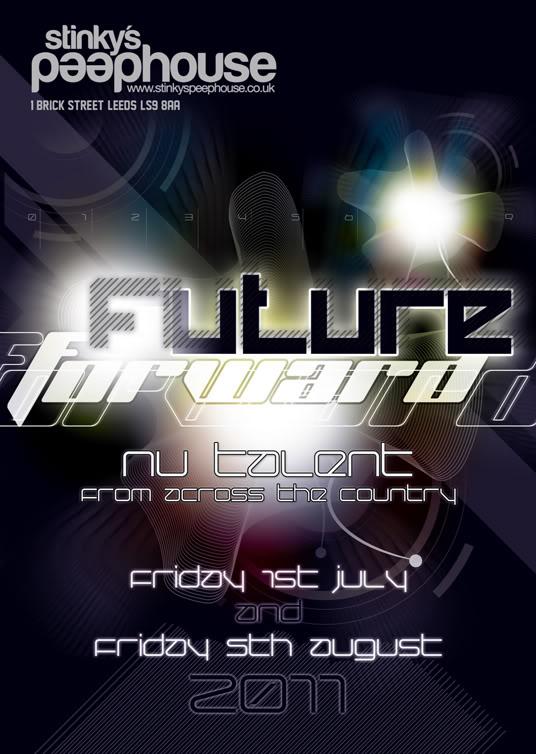 Forward:Leeds pres. Future Forward PART 2 - Friday 5 August FFFront-web