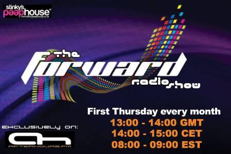 Forward:Leeds - Summer Sessions, Friday 3 June ForwardRadioNEWFLATTENED3