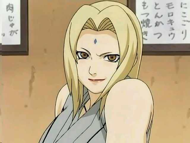 A que kunoichi de Naruto te pareces mas (fisicamente) Tsunade