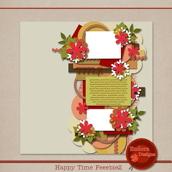 Happy Time Freebie2 HTF2