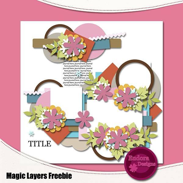 Magic Layers freebie!! MLF