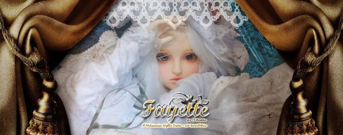GRANADO: Fayette - A Midsummer Night's Dream Promo2_fayette