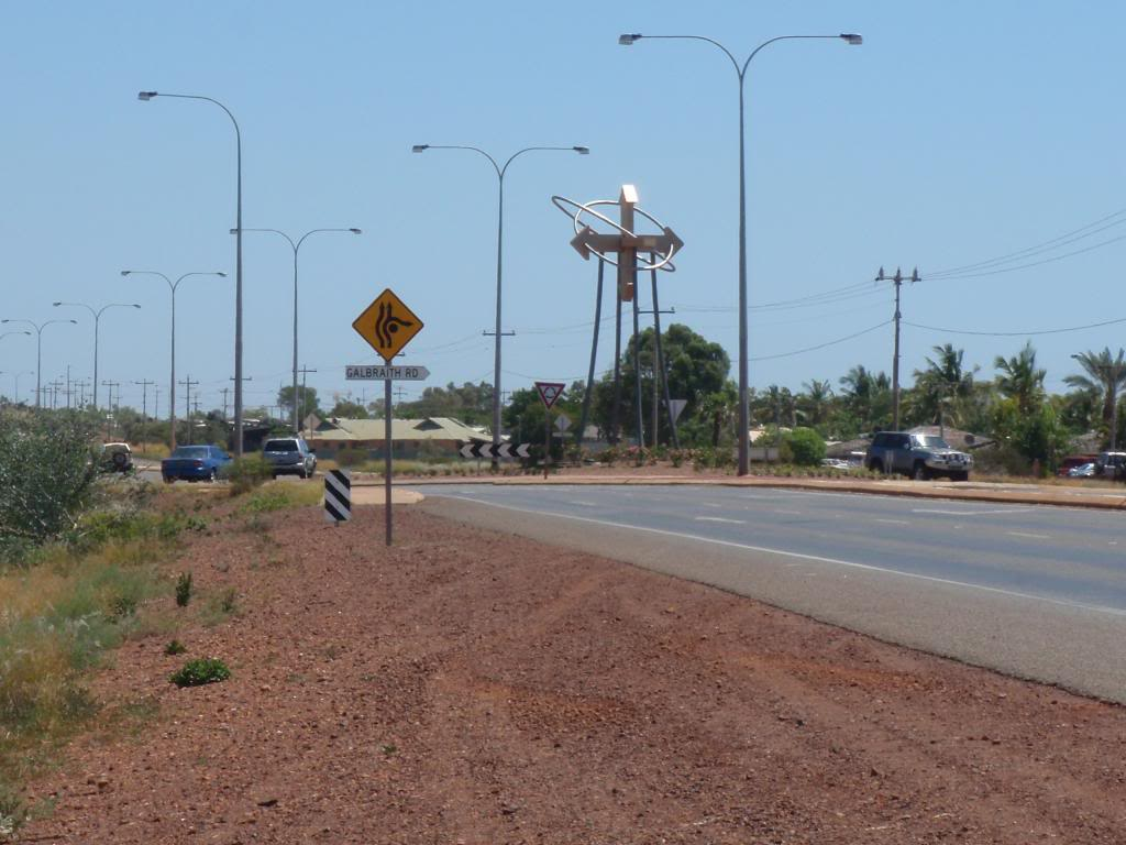 Karratha on the UP and UP 076
