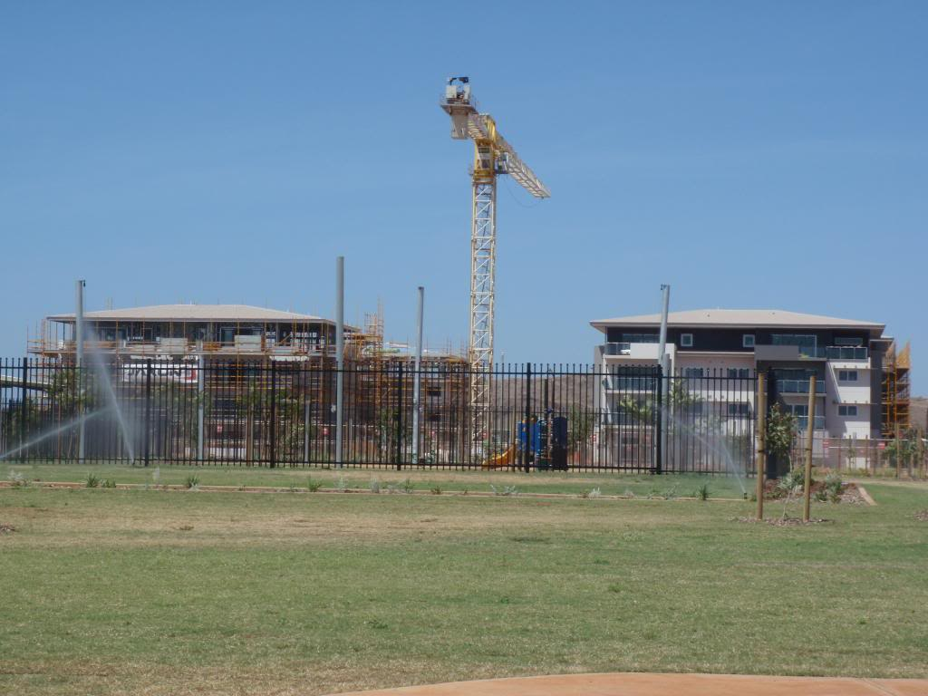 Karratha on the UP and UP 081
