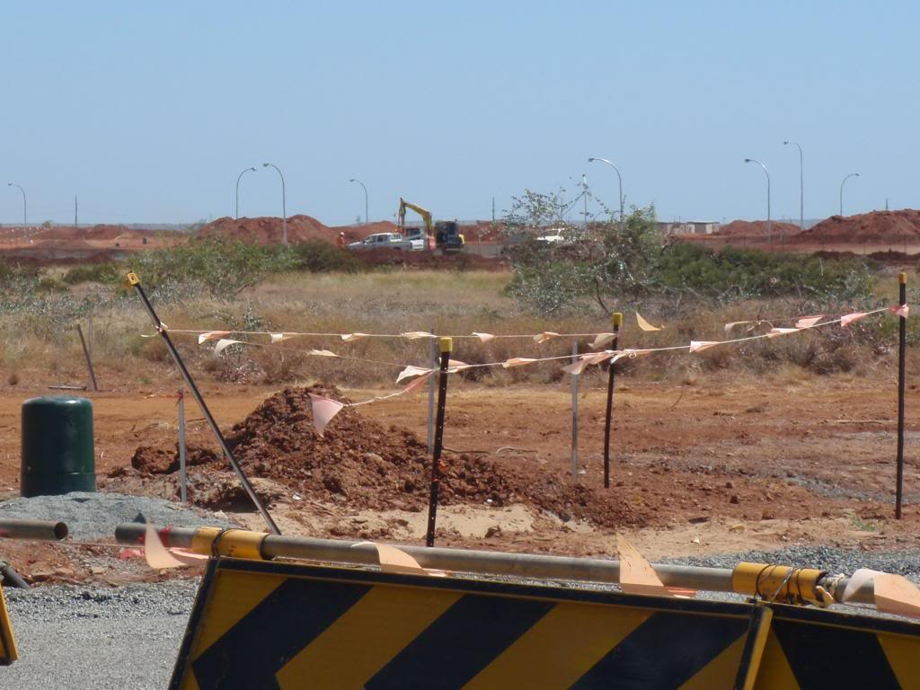 Karratha on the UP and UP 083