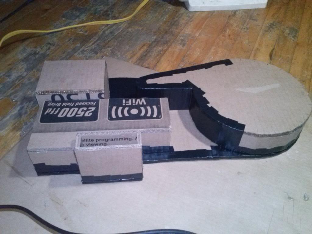 3\4 scratch built proton pack :) CAM00101