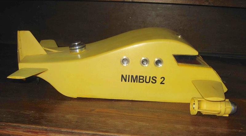 """Searcher"" Submersible Nimbus1"