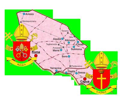Primazia degli Stati Pontifici e del Mezzogiorno D'Italia