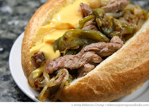 Philly Cheesesteak Sandwiches 1-92