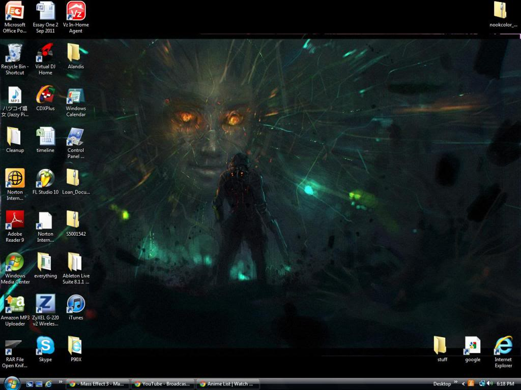 Post Your Desktop v01 Desktop