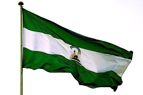 DIA DE ANDALUCIA La-verde-y-blanca-bandera-andalucia