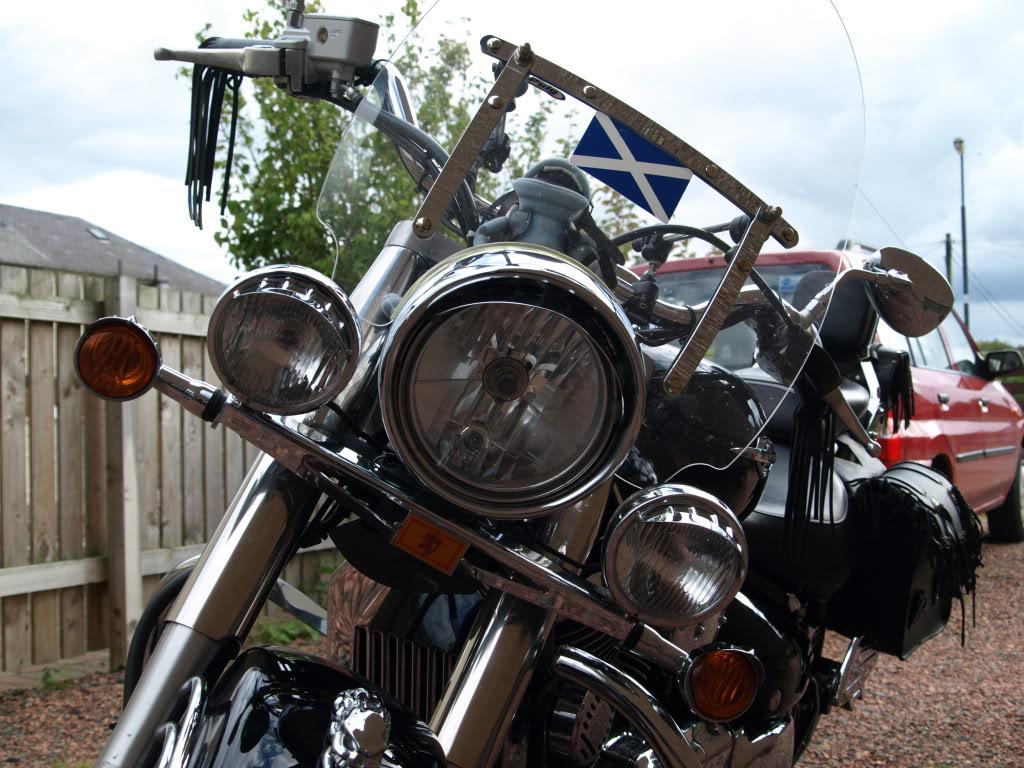Joolz6's Ride, .......... 2006 Suzuki VL800 Bike001