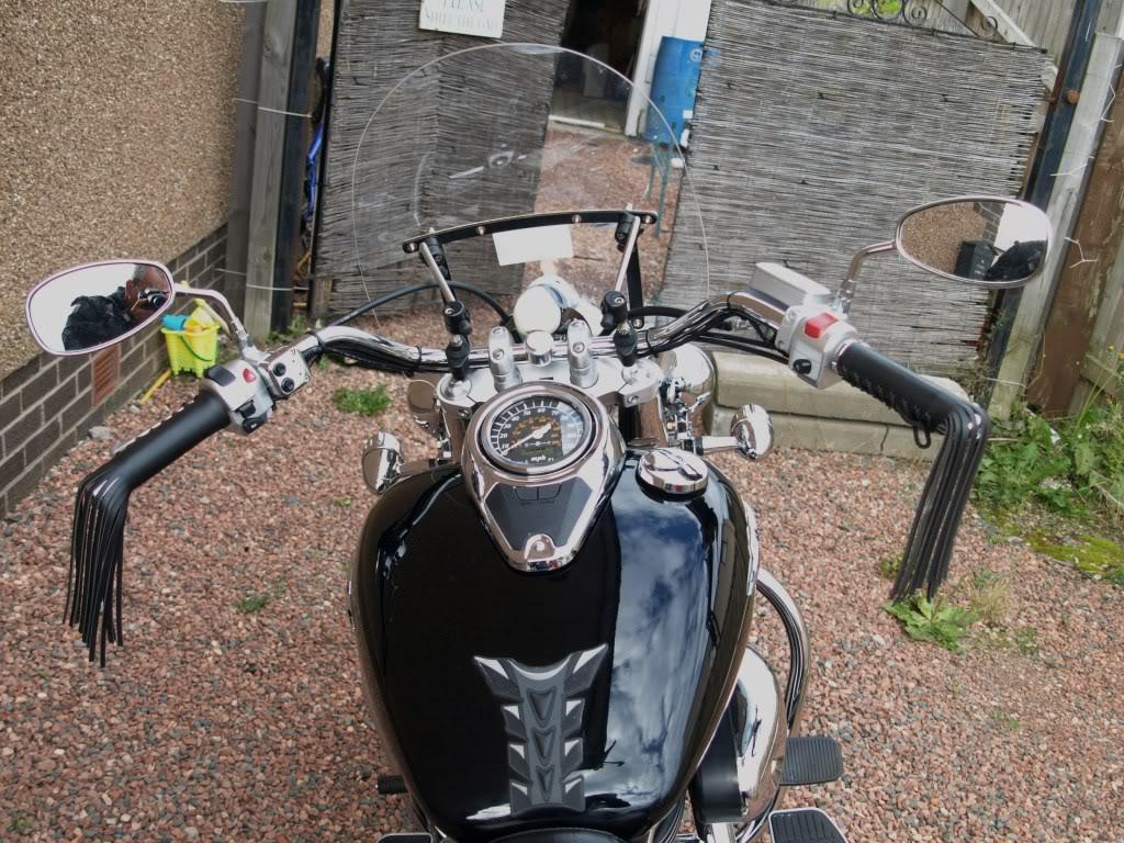 Joolz6's Ride, .......... 2006 Suzuki VL800 Bike010