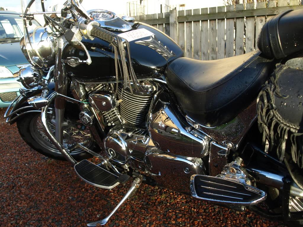 Joolz6's Ride, .......... 2006 Suzuki VL800 Vl005