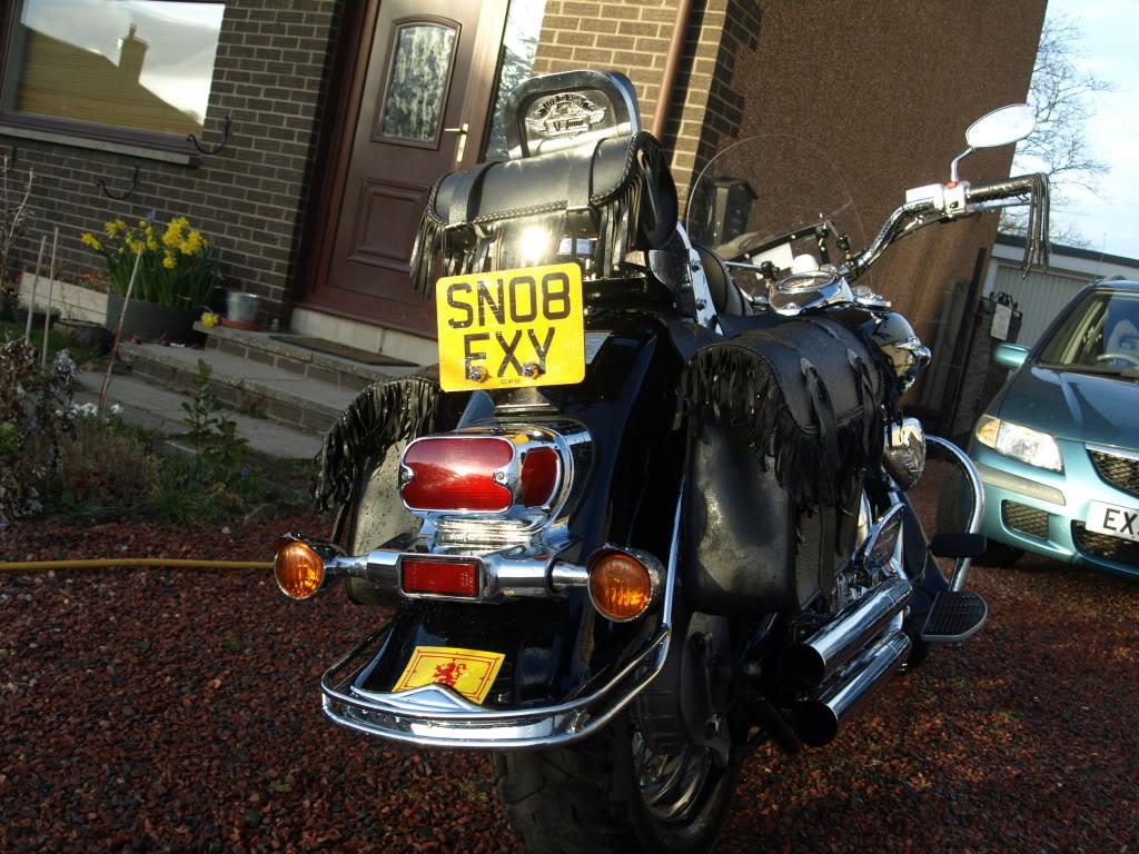 Joolz6's Ride, .......... 2006 Suzuki VL800 Vl007