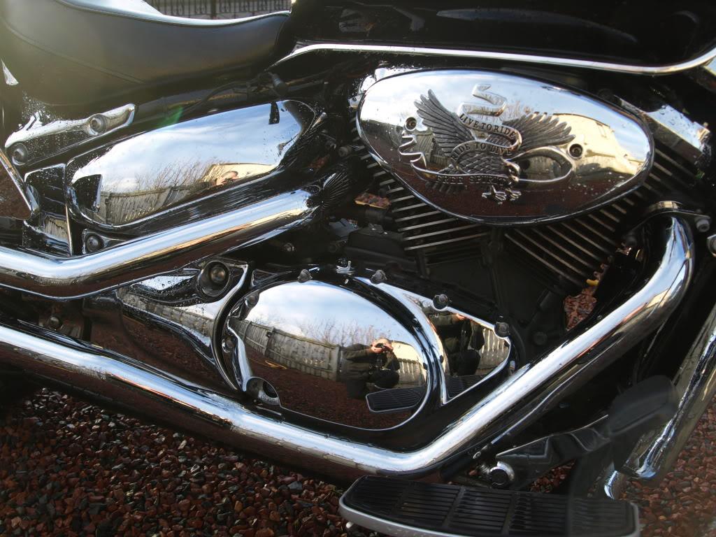 Joolz6's Ride, .......... 2006 Suzuki VL800 Vl011