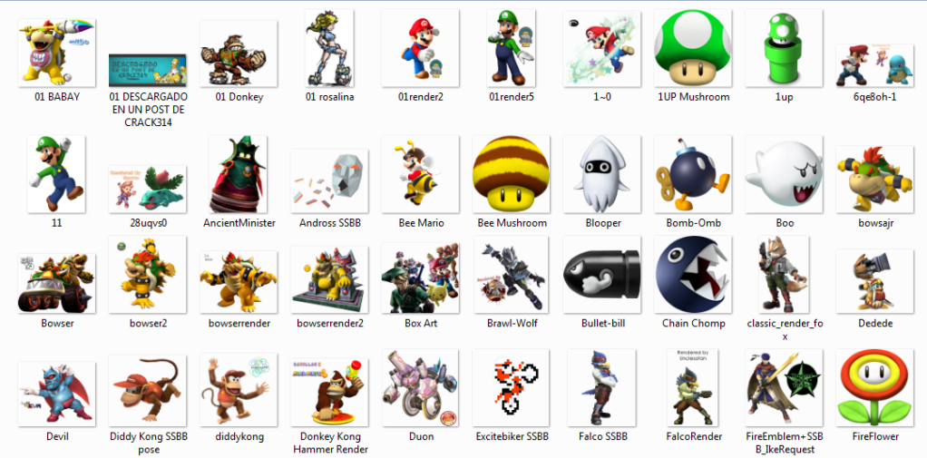 Renders de Nintendo ( HD , MediaFire ) Nintendo1