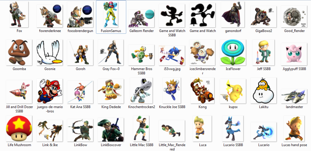 Renders de Nintendo ( HD , MediaFire ) Nintendo2