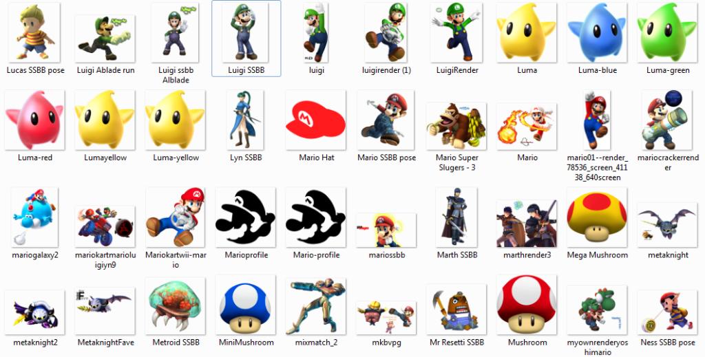 Renders de Nintendo ( HD , MediaFire ) Nintendo3