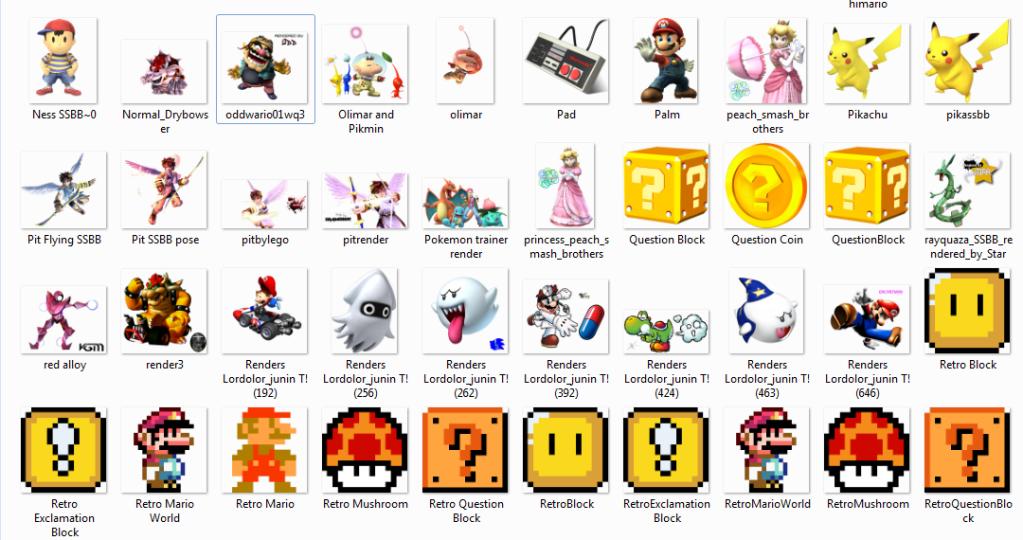 Renders de Nintendo ( HD , MediaFire ) Nintendo4