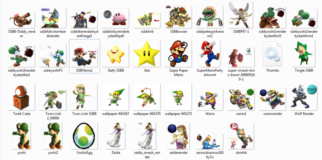 Renders de Nintendo ( HD , MediaFire ) Nintendo5