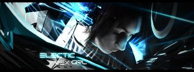 Eletric Girl GFX - Avaliem aê ! EletroGirl