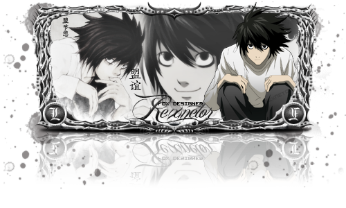 [KIT] L - Death Note - Avaliem aê L