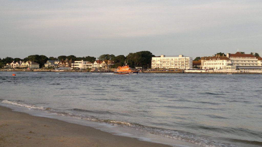 Poole Harbour in November . 2012-11-18-037