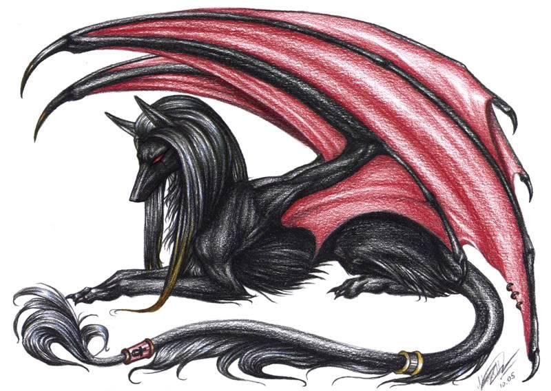 Tarakona    Anubis_dragon_