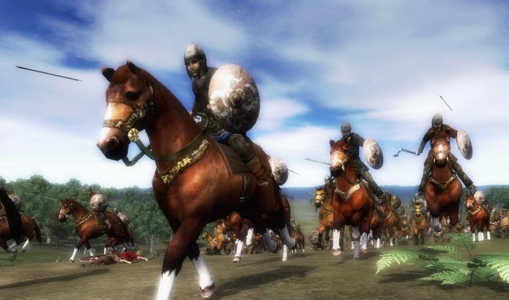 Invasio Barbarorvm 2: Conqvestvs Britanniae III 2-3-1