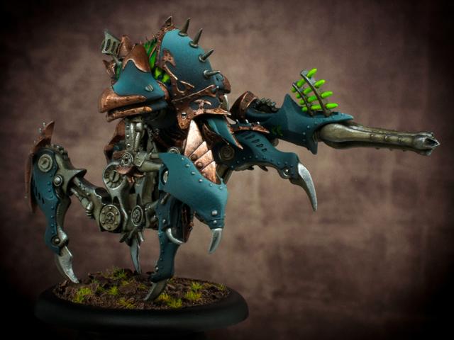 Suite et Fin Armée Cryx: Centaures Zombies (Soul Hunters) Harrower1_zpsefe9cdf5
