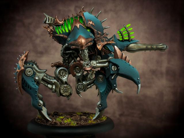 Suite et Fin Armée Cryx: Centaures Zombies (Soul Hunters) Harrower3_zps5ddf84c3