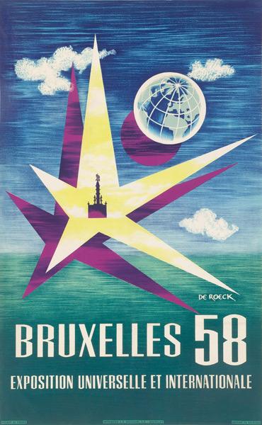 Exposition universelle de 1958 Bruxelles Expo58_affiche_fr_zps3353e5aa
