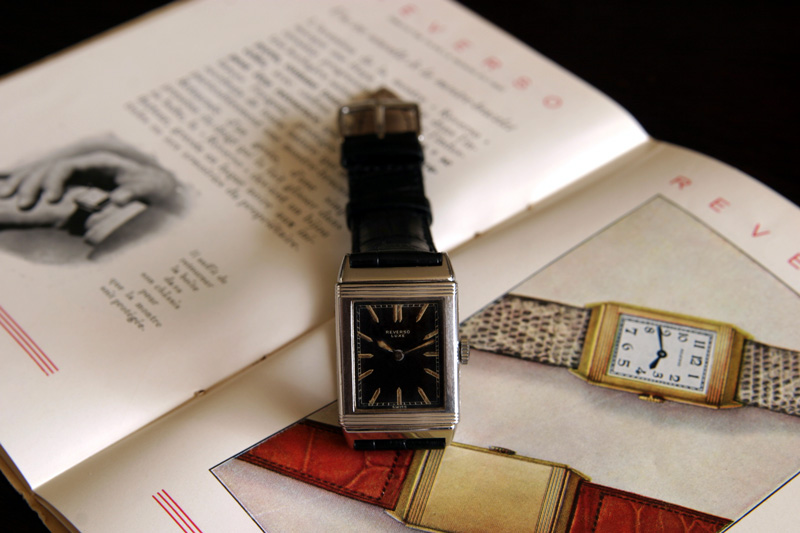 Tribute to Reverso 1931 VS US ... Reverso1931