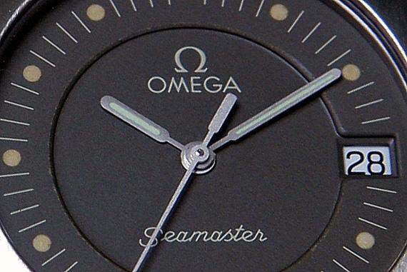 L'Omega Seamaster Titane SeaMasterTitaneDial01