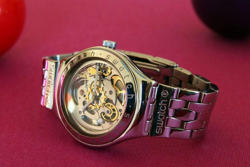 """Swatch """"The club"""" Swatch_BodySoul_01"""