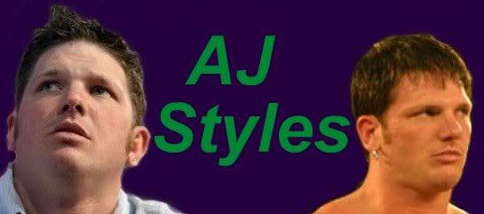 Requesting A WWE or TNA Character Ajj