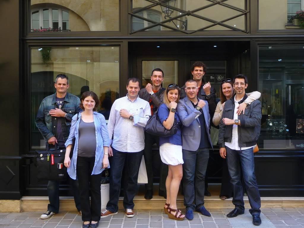 Actu : Bell & Ross ouvre sa première boutique à Paris P1080825
