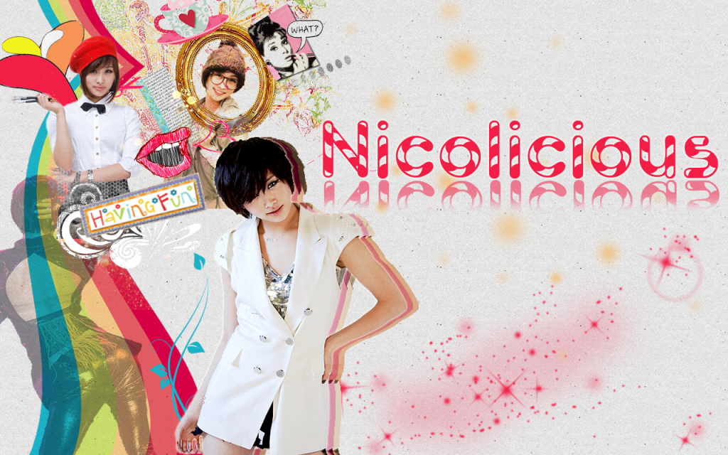 Wallpaper 005 || Nicole Jung || Libre Nicoliciouswallppr