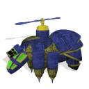 El Vehículo que Sobrevivió al formateo  BeeBlader