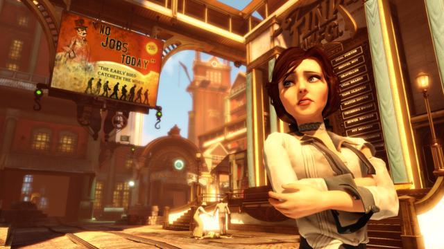 BioShock Infinite: Complete Edition (2014) Full ITA  Elizabeth